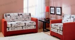 Кресло-кровать Виктория-5 с ящиком